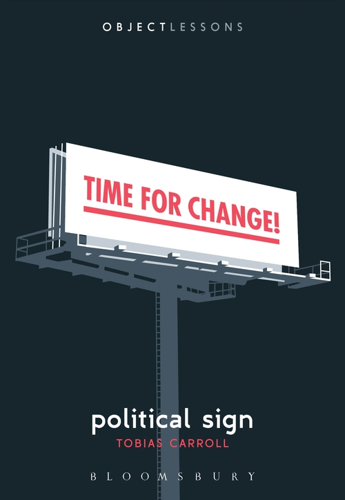 """Political Sign"" cover"